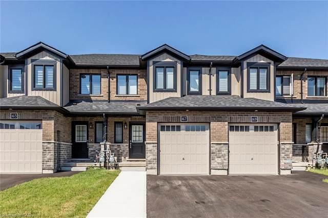 167 Rochefort Street, Kitchener, ON N2R 1V5 (MLS #30818940) :: Sutton Group Envelope Real Estate Brokerage Inc.