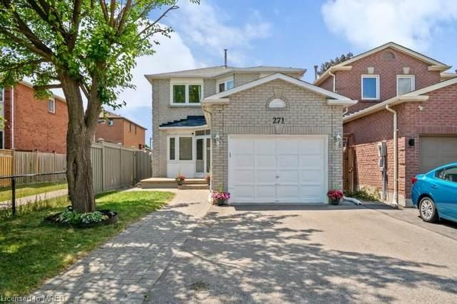 271 Rosedale Heights Drive, Vaughan, ON L4J 6Y8 (MLS #30818980) :: Sutton Group Envelope Real Estate Brokerage Inc.