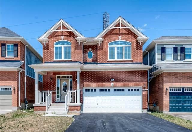 526 Blair Creek Drive, Kitchener, ON N2P 2X5 (MLS #30818989) :: Sutton Group Envelope Real Estate Brokerage Inc.