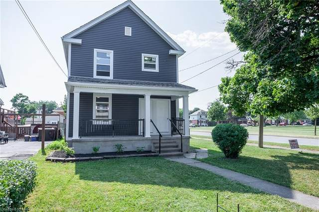 4715 Fourth Avenue, Niagara Falls, ON L2E 4N9 (MLS #30819037) :: Sutton Group Envelope Real Estate Brokerage Inc.
