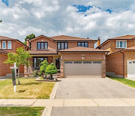 12 Marieta Street, Vaughan, ON L4L 7T4 (MLS #30819047) :: Sutton Group Envelope Real Estate Brokerage Inc.