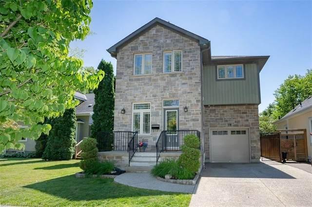 19 Johnston Street, St. Catharines, ON L2N 5K7 (MLS #30819052) :: Sutton Group Envelope Real Estate Brokerage Inc.