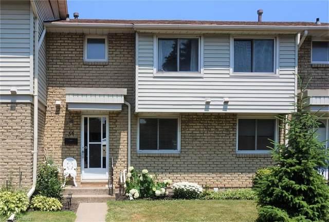 6767 Thorold Stone Road #54, Niagara Falls, ON L2J 3W9 (MLS #30819073) :: Sutton Group Envelope Real Estate Brokerage Inc.