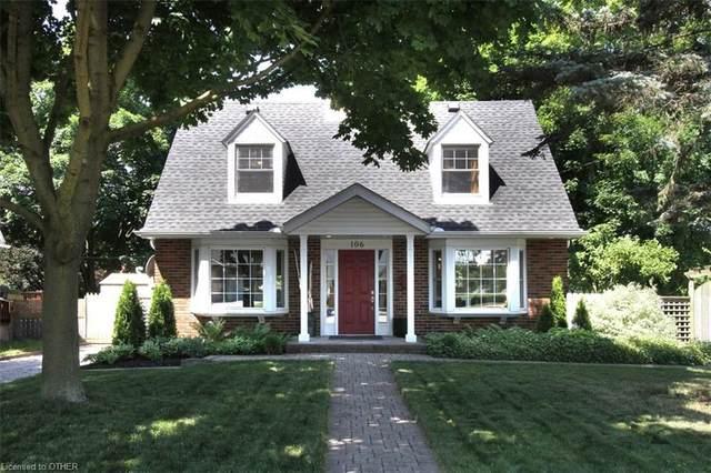 106 Laurel Street, Cambridge, ON N3M 3Y4 (MLS #30819074) :: Sutton Group Envelope Real Estate Brokerage Inc.