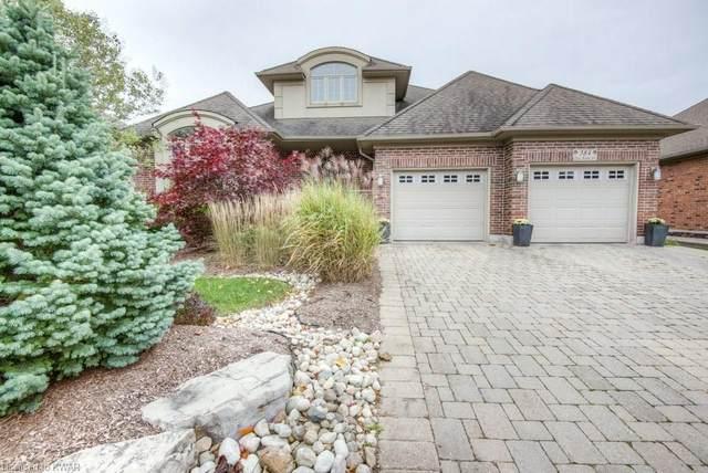 384 Deer Ridge Drive, Kitchener, ON N2P 2S6 (MLS #30819119) :: Sutton Group Envelope Real Estate Brokerage Inc.