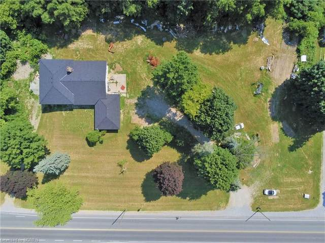 601 Norfolk Street South ., Simcoe, ON N3Y 4K1 (MLS #30819145) :: Sutton Group Envelope Real Estate Brokerage Inc.