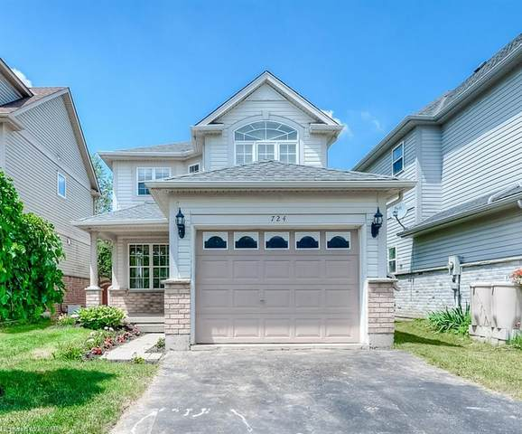 724 Brookmill Place, Waterloo, ON N2V 2P1 (MLS #30819167) :: Sutton Group Envelope Real Estate Brokerage Inc.