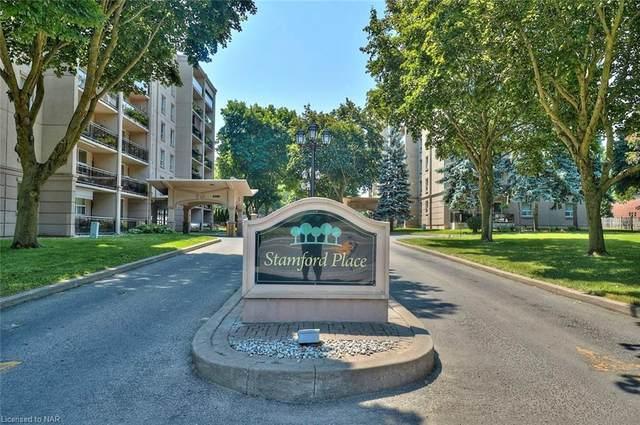 6390 Huggins Street #704, Niagara Falls, ON L2J 1H1 (MLS #30819335) :: Sutton Group Envelope Real Estate Brokerage Inc.