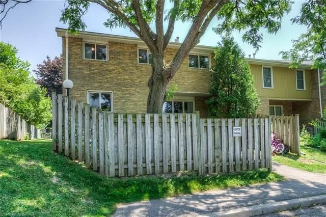 423 Westwood Drive #11, Kitchener, ON N2M 5B5 (MLS #30819401) :: Sutton Group Envelope Real Estate Brokerage Inc.