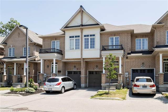 110 Highland Road E #21, Kitchener, ON N2M 3S1 (MLS #30819412) :: Sutton Group Envelope Real Estate Brokerage Inc.