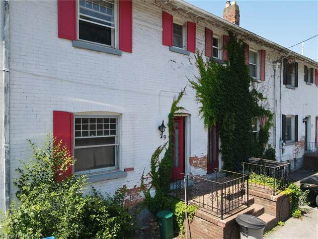 29 Academy Street, St. Catharines, ON L2R 4Z9 (MLS #30819420) :: Sutton Group Envelope Real Estate Brokerage Inc.