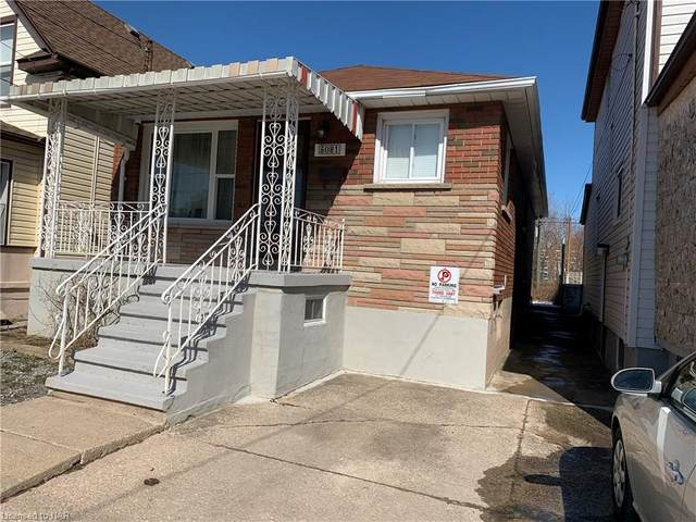 5081 Kitchener Street, Niagara Falls, ON L2G 1B1 (MLS #30819442) :: Sutton Group Envelope Real Estate Brokerage Inc.