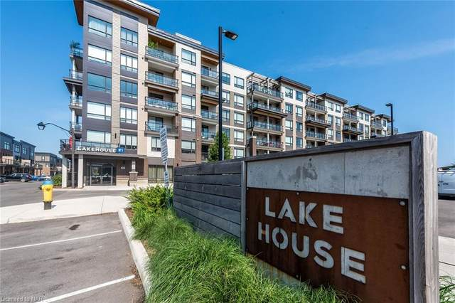 40 Esplanade Lane #415, Grimsby, ON L3M 0G9 (MLS #30819456) :: Forest Hill Real Estate Collingwood