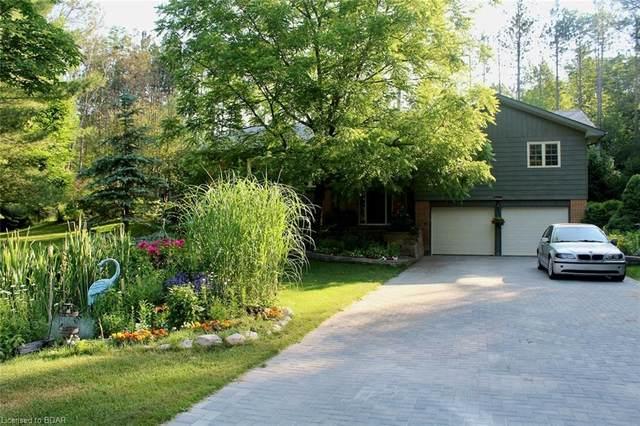 308 Glenbrook Drive, Midland, ON L4R 5G4 (MLS #30819468) :: Sutton Group Envelope Real Estate Brokerage Inc.