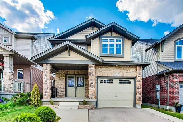 518 Isaiah Crescent, Kitchener, ON N2E 0B4 (MLS #30819479) :: Sutton Group Envelope Real Estate Brokerage Inc.