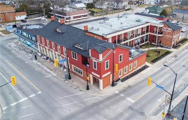 3710 Main Street #101, Niagara Falls, ON L2G 6B1 (MLS #30819503) :: Sutton Group Envelope Real Estate Brokerage Inc.