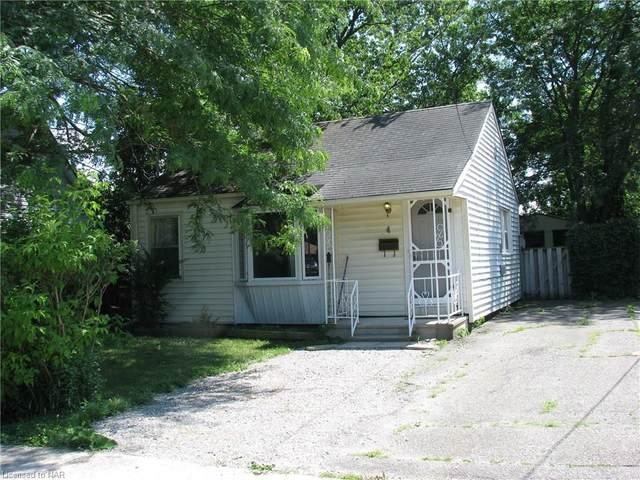 4 Glen Avenue, St. Catharines, ON L2S 1L1 (MLS #30819516) :: Sutton Group Envelope Real Estate Brokerage Inc.