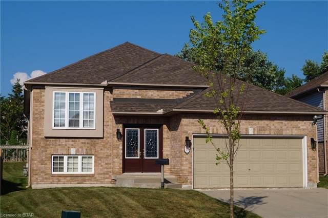 33 Leggott Avenue, Barrie, ON L4N 8A9 (MLS #30819583) :: Sutton Group Envelope Real Estate Brokerage Inc.