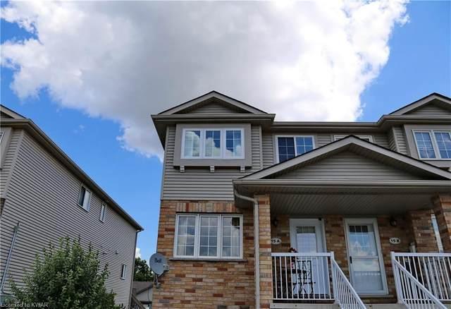 50 Howe Drive 15A, Kitchener, ON N2E 0A3 (MLS #30819588) :: Sutton Group Envelope Real Estate Brokerage Inc.