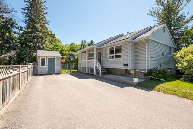 208 Phillips Street, Barrie, ON L4N 3V1 (MLS #30819595) :: Sutton Group Envelope Real Estate Brokerage Inc.