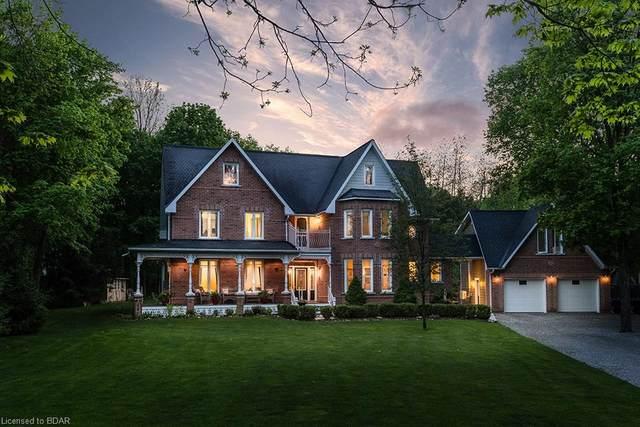 336 Cox Mill Road, Barrie, ON L4N 8V3 (MLS #30819623) :: Sutton Group Envelope Real Estate Brokerage Inc.