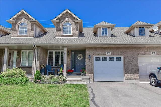 163 Mcbride Avenue, St. Catharines, ON L2S 4E3 (MLS #30819635) :: Sutton Group Envelope Real Estate Brokerage Inc.