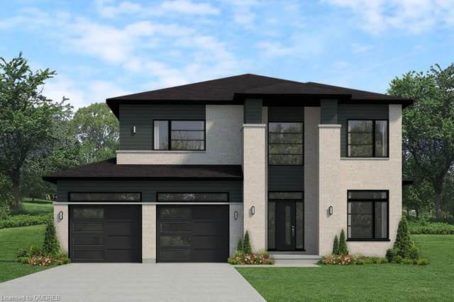 53 1/4 Rockcliffe Road, Hamilton, ON L9H 7H5 (MLS #30819922) :: Forest Hill Real Estate Collingwood