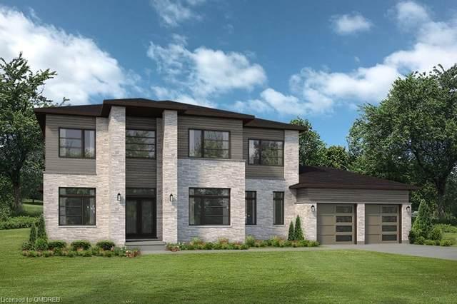 53 1/2 Rockcliffe Road, Hamilton, ON L9H 7H5 (MLS #30819926) :: Forest Hill Real Estate Collingwood