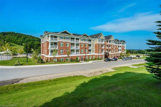 40 Horseshoe Boulevard #409, Horseshoe Valley, ON L4M 4Y8 (MLS #30820424) :: Forest Hill Real Estate Inc Brokerage Barrie Innisfil Orillia