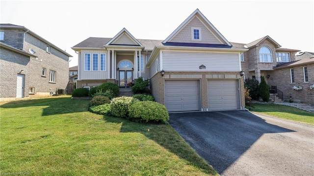 23 Sandringham Drive, Barrie, ON L4N 0J9 (MLS #30820565) :: Forest Hill Real Estate Collingwood