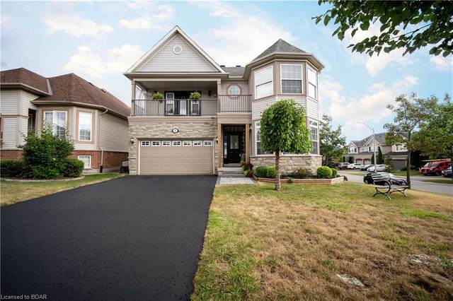 1 Windsor Crescent, Barrie, ON L4N 0K2 (MLS #30821201) :: Forest Hill Real Estate Collingwood