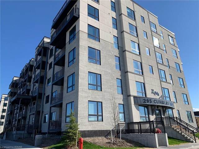295 Cundles Road E #304, Barrie, ON L4M 0K8 (MLS #30821382) :: Forest Hill Real Estate Collingwood