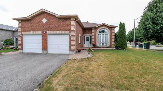 18 Margaret Drive, Barrie, ON L4M 6Y5 (MLS #30821619) :: Forest Hill Real Estate Collingwood