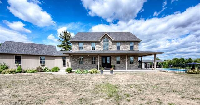 2545 Shantz Station Road, Woolwich, ON N0B 1M0 (MLS #30821705) :: Forest Hill Real Estate Collingwood
