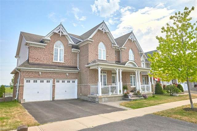 108 Succession Crescent, Barrie, ON L4M 7G6 (MLS #30821878) :: Forest Hill Real Estate Collingwood
