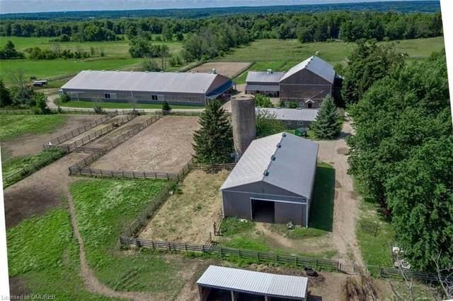 5506 Blind Line, Burlington, ON L0P 1B0 (MLS #30821910) :: Forest Hill Real Estate Collingwood