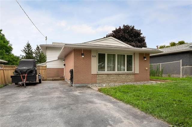 149 Cundles Road E, Barrie, ON L4M 3A1 (MLS #30821964) :: Forest Hill Real Estate Collingwood