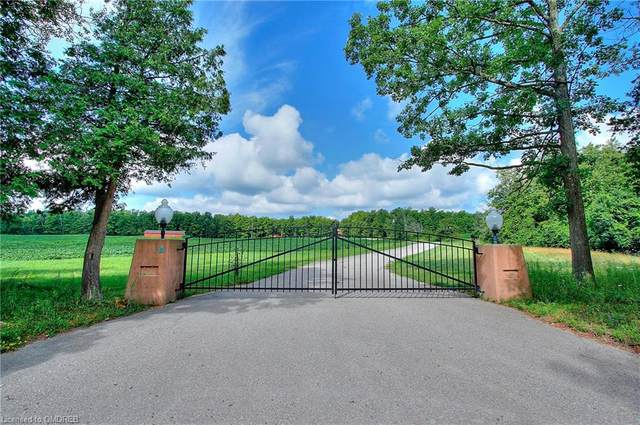 3990 Sideroad 10 . S, Puslinch, ON N0B 2J0 (MLS #30822277) :: Forest Hill Real Estate Collingwood