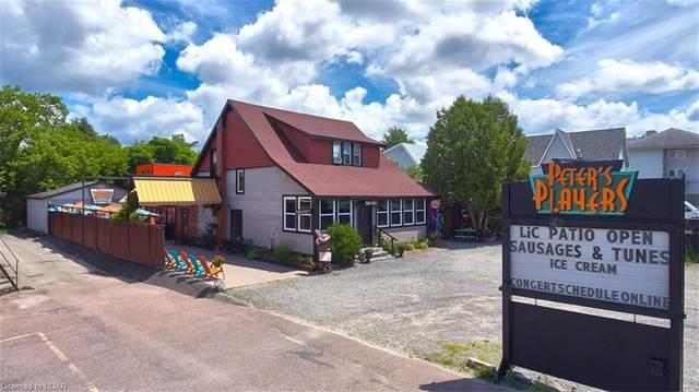 830 Muskoka Road S, Gravenhurst, ON P1P 1K3 (MLS #30822717) :: Forest Hill Real Estate Collingwood