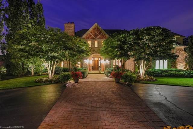 2290 Kilbride Street, Burlington, ON L7P 0J4 (MLS #30824093) :: Forest Hill Real Estate Collingwood