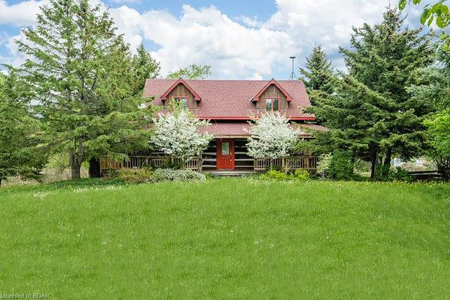 1547 County Rd. 42 ., Clearview, ON L0M 1S0 (MLS #30824144) :: Forest Hill Real Estate Collingwood