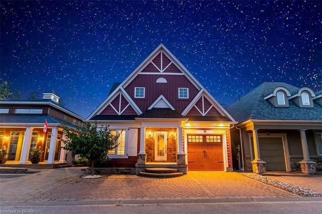 5 Invermara Court #35, Orillia, ON L3V 8B4 (MLS #30824645) :: Forest Hill Real Estate Inc Brokerage Barrie Innisfil Orillia