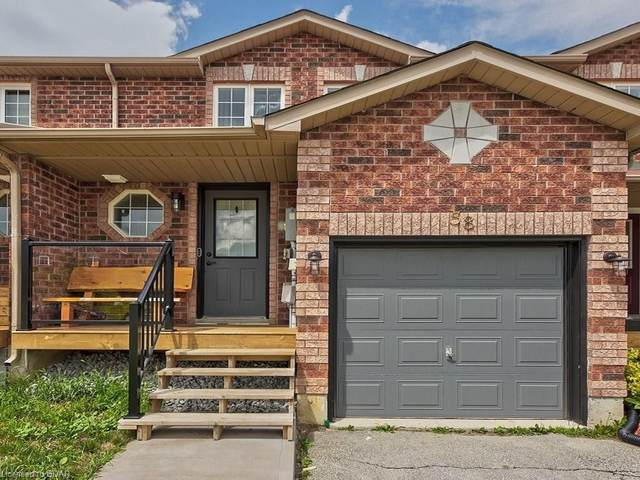 58 Monarchy Street, Barrie, ON L4M 7K1 (MLS #30825208) :: Forest Hill Real Estate Collingwood