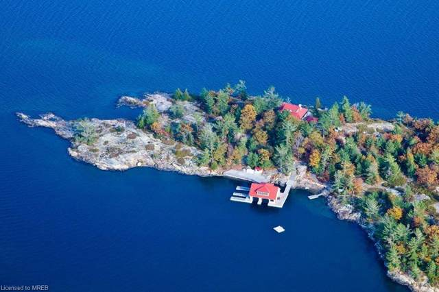 56B321 Pt Frying Pan Island, Parry Sound, ON P2A 1T4 (MLS #30825308) :: Sutton Group Envelope Real Estate Brokerage Inc.