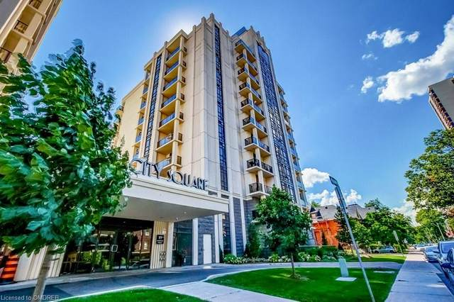 85 Robinson Street #405, Hamilton, ON L8P 1Z2 (MLS #30825317) :: Forest Hill Real Estate Collingwood