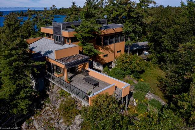 393&393 The Ridges Island, Georgian Bay, ON P0C 1H0 (MLS #30825581) :: Forest Hill Real Estate Collingwood