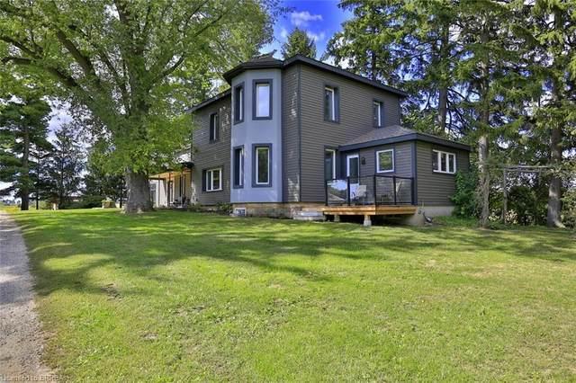 184 Pottruff Road, Paris, ON N3L 3E3 (MLS #30825585) :: Forest Hill Real Estate Collingwood