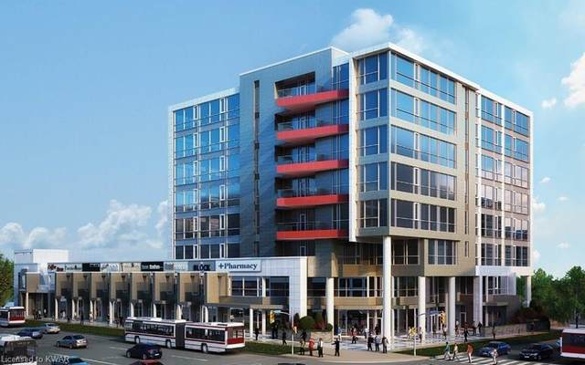 1275 Finch Avenue W #515, Toronto, ON M3J 2B1 (MLS #30825984) :: Forest Hill Real Estate Collingwood