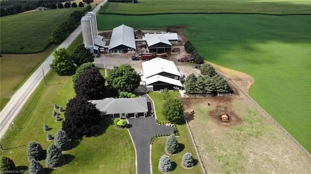 200 Durham Road, Walkerton, ON N0G 2V0 (MLS #30825997) :: Forest Hill Real Estate Collingwood