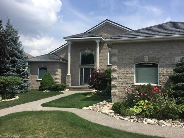 14 Chancellor Drive, Heidelberg, ON N0B 2M1 (MLS #30826739) :: Forest Hill Real Estate Collingwood